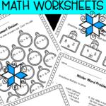 Christmas Math Worksheets For 3Rd Grade - Multiplication