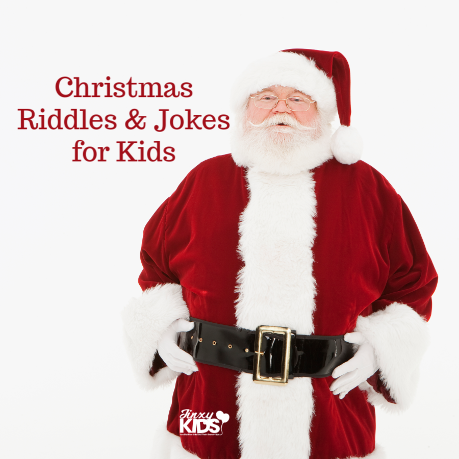Christmas Riddles And Jokes For Kids - Jinxy Kids