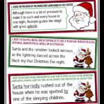 Christmas Task Cards: Grammar, Parts Of Speech, Figurative