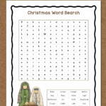 Christmas Word Search: Free Printable - Mamas Learning Corner