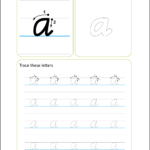 Cursive Name Tracing Worksheets Picture Ideas Free Printable