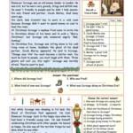 English Esl Christmas Worksheets - Most Downloaded (1028