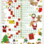 English Esl Christmas Worksheets - Most Downloaded (1029