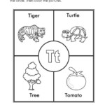 Free Coloring Letters For Toddlers To Make Tracing Name Easy