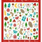 Free I Spy Christmas Printable Game | Christmas Sunday