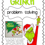 Grinch Proble Solving Activity.pdf   Christmas Classroom
