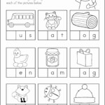 Kindergarten Worksheets Reading Beginning Sounds – Lbwomen