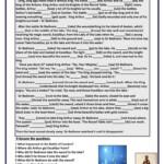 King Arthur - English Esl Worksheets For Distance Learning