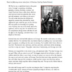 Ks2 | A Christmas Carolcharles Dickens | Teachit Primary