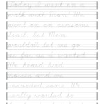 Marvelous Cursive Name Tracingrksheets Image Ideasrksheet