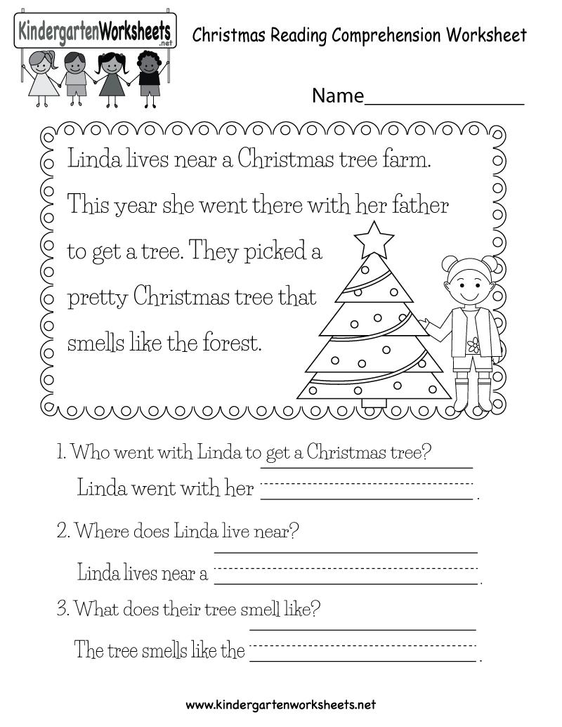 Math Worksheet : Printable Christmas Readings For 2Nd Grade
