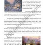 Memories Of Christmas: Reading Comprehension - Esl Worksheet