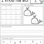 Name Tracing For Kindergarten Coloring Pages Worksheets
