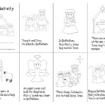 Nativity+Printable+Mini+Book | Nativity Story Printable, The