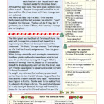 One-Click Print Document   Christmas Worksheets, Christmas