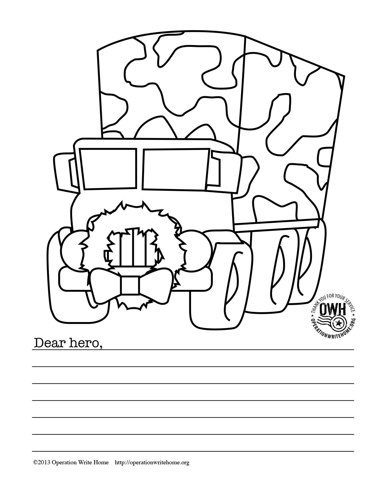 Owh-Trucks 1,275×1,650 Pixels | Christmas Coloring Pages