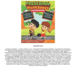 Pdf) Preschool Workbooks: This Book Includes Letter Tracing