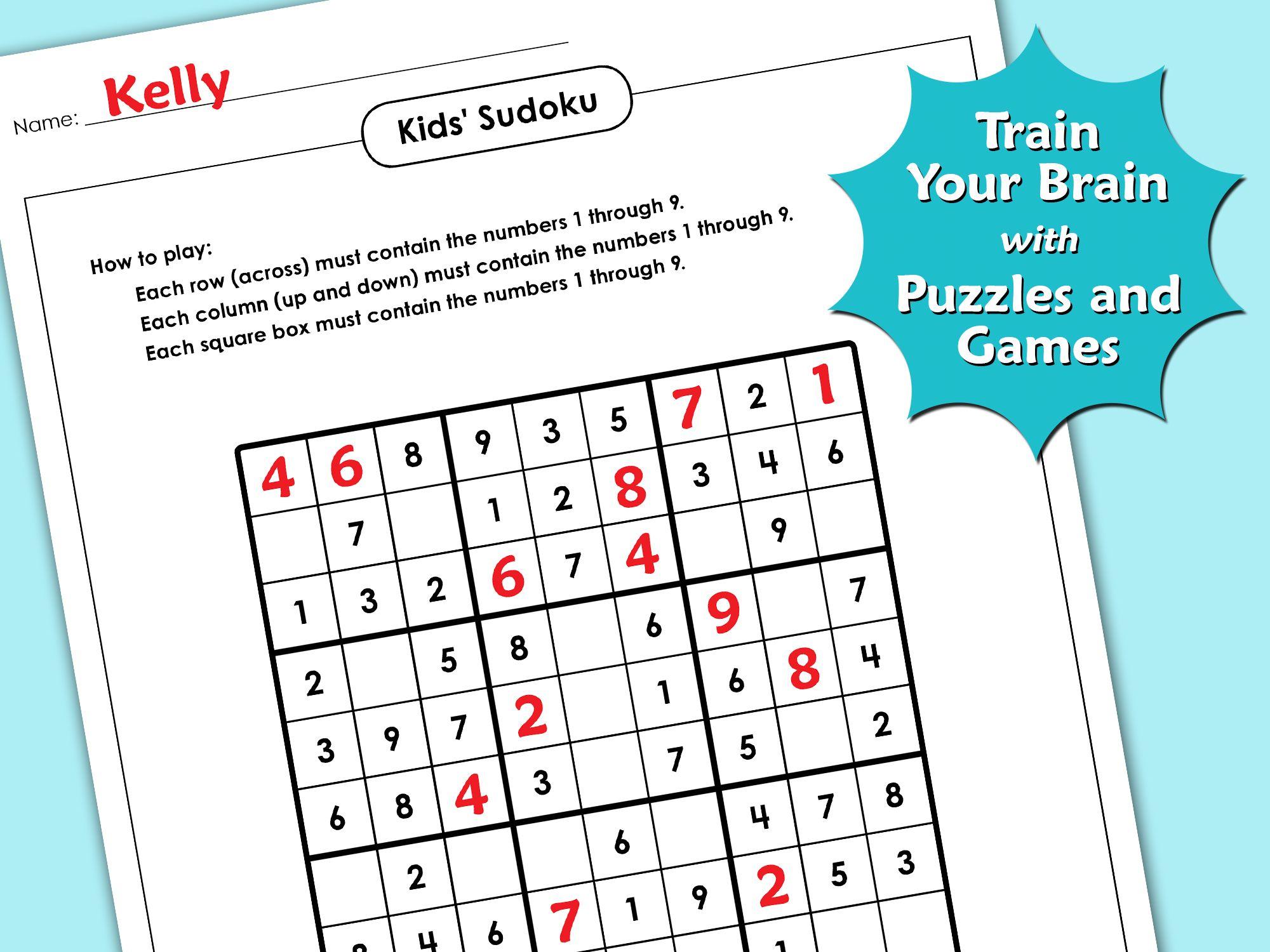 Puzzles & Games In 2020 | Brain Teasers, Super Teacher