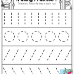Tracing Lines Circles Writing   Tracing Worksheets Preschool