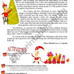 What Does Christmas Mean To You? - Esl Worksheetstupendam