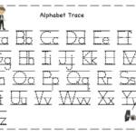 Worksheet Tracing Letters Free Download Lovingble Letter