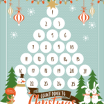 Xmas Countdown #xmascountdown | Christmas Countdown Calendar