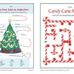 10 Grade 4 Math Worksheets Pdf Free Download | Christmas