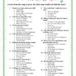 6 Best Printable Christmas Trivia Questions - Printablee