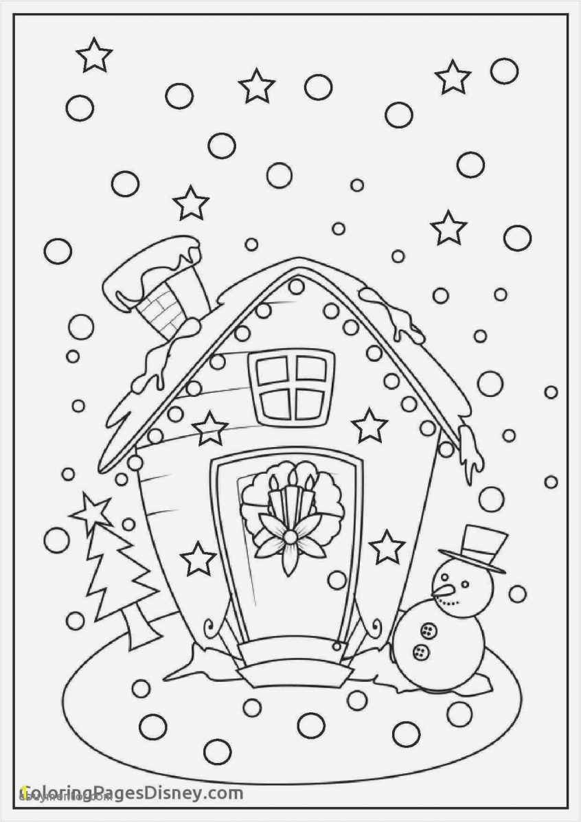 65 Childrens Christmas Coloring Pages Picture Ideas