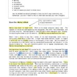 A Christmas Carol Printable Worksheets | Printable