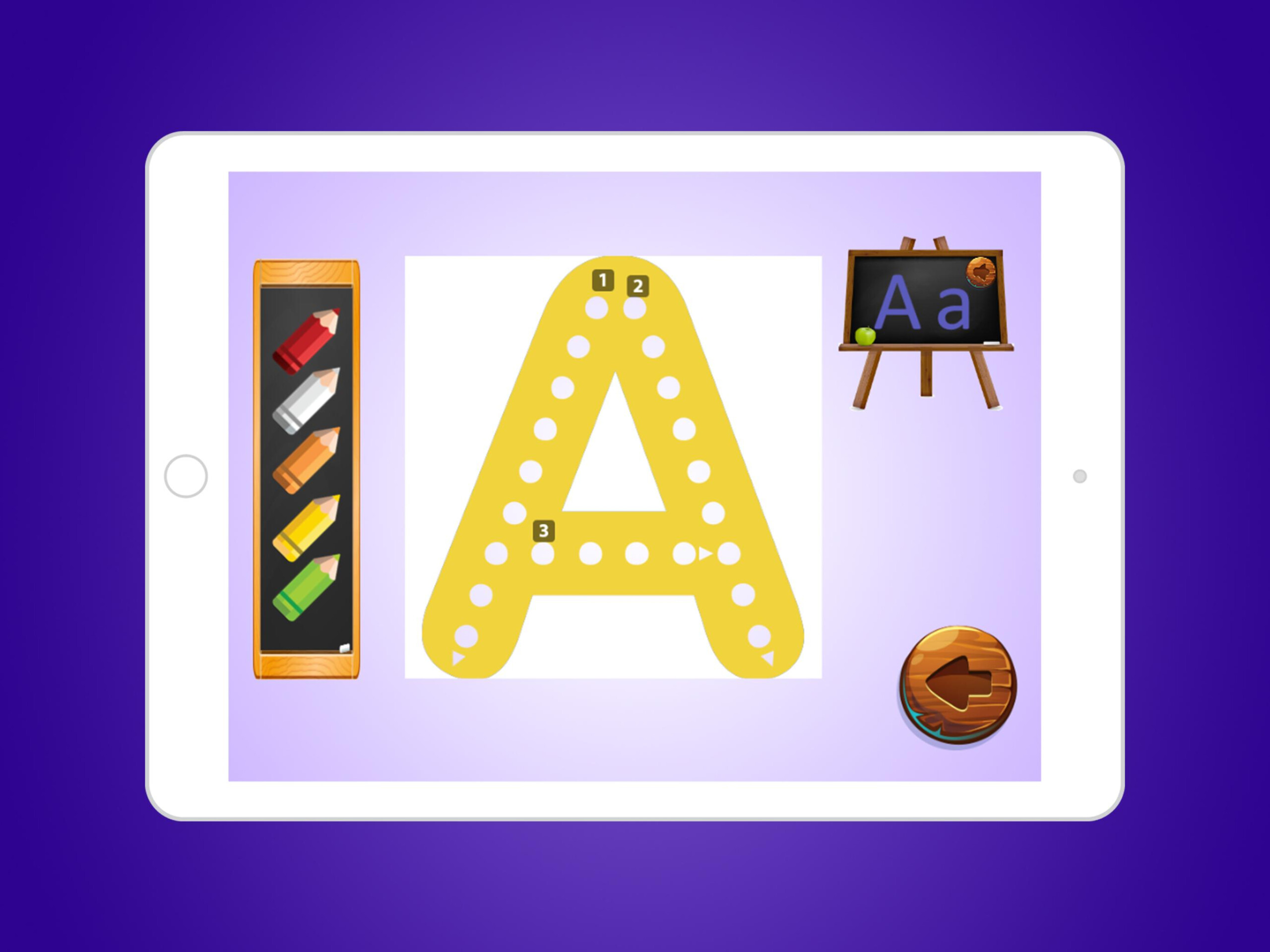 Abc Tracing Games For Kids For Android - Apk Download