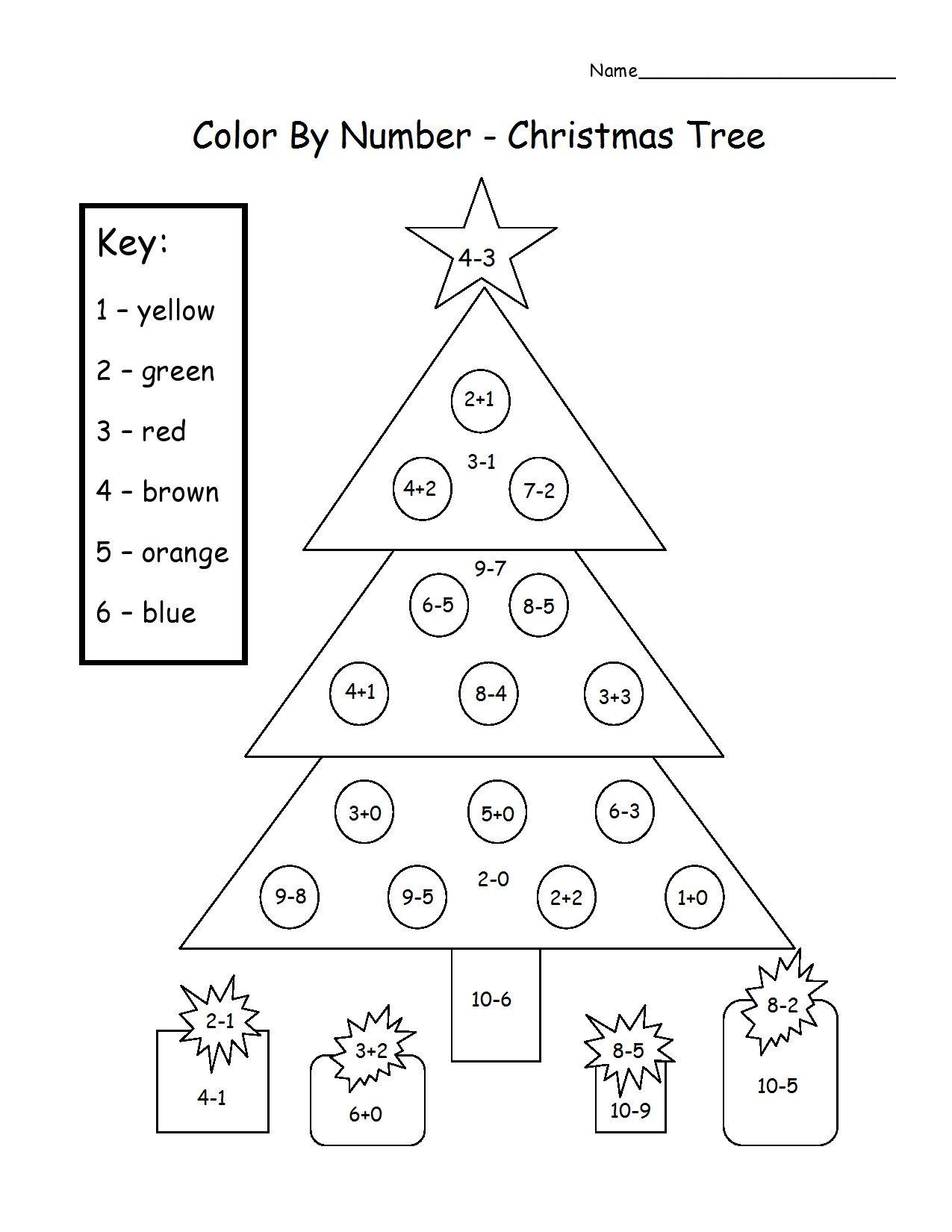 Almost December | Christmas Math Worksheets, Christmas Math