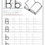 Alphabet Worksheets For Kids Tracing Letters