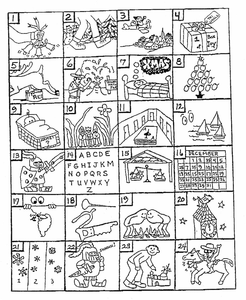 Can You Guess The Christmas Songs From The Pictures? | Flickr
