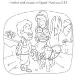 Children's Sermon (Matthew 2:13-23) God Is In Control Object