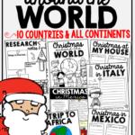 Christmas Around The World Activities   Mrs. Bremer's Class
