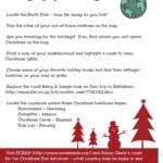 Christmas Around The World | Free Printable Map Activity