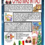 Christmas Around The World - Part 2 - Italy (B&w Version