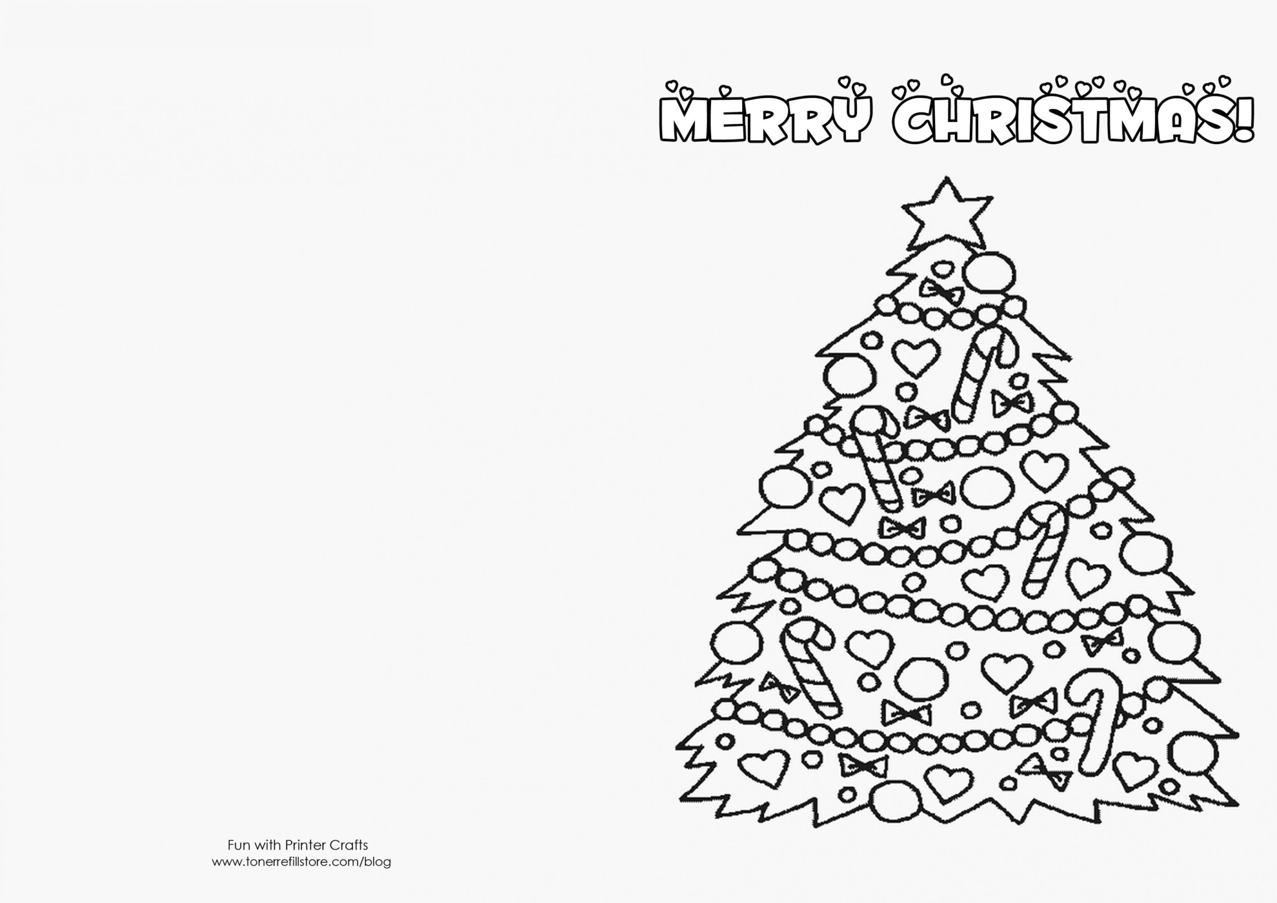 Christmas Card Templates To Color   Reactorread Throughout