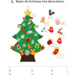 Christmas - English Esl Worksheets For Distance Learning And