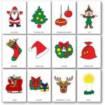 Christmas Flashcards - Free Printable Flashcards To Download