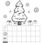 Christmas Graphing Worksheet | Kindergarten Math Worksheets