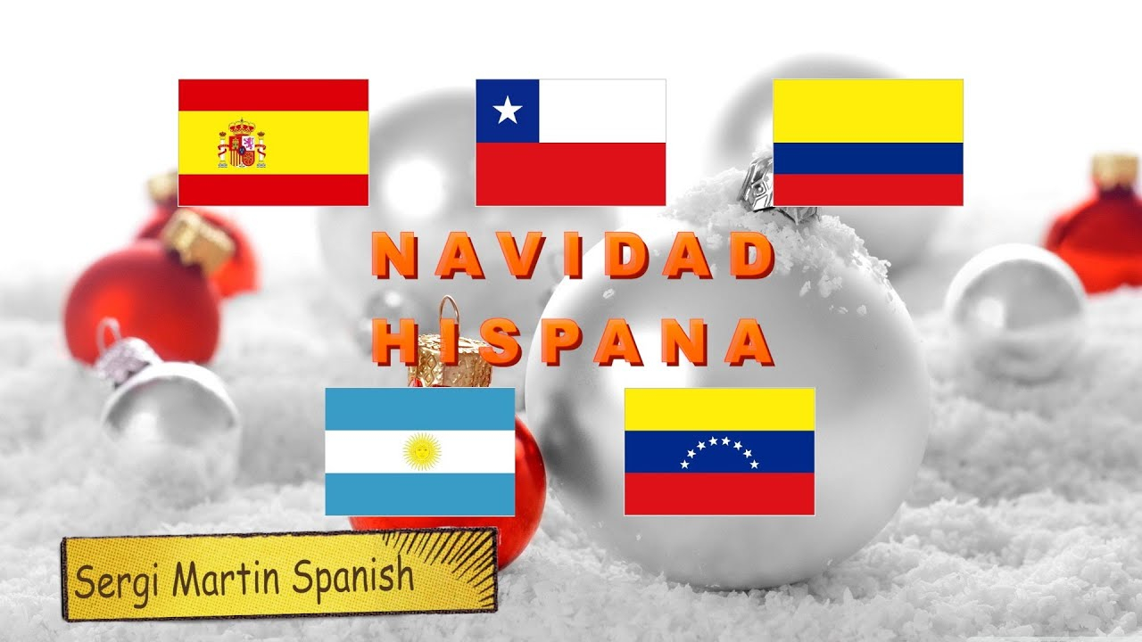Christmas In Spanish Speaking Countries: Resources For Teachers