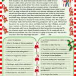 Christmas Is Coming : Christmas Reading Comprehension