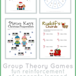 Christmas Music Theory Worksheets - 20+ Free Printables