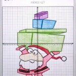 Christmas Plotting Points - Mystery Picture   Coordinate