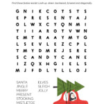 Christmas Printable Activities For Kids - 5 Minutes For Mom
