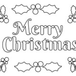 Christmas Printables Coloring Pages Christmas Coloring Pages
