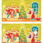 Christmas Spot The Difference | Shepherds Friendly