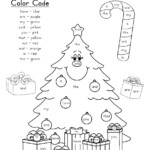 Christmas Tree Sight Words | Scribd | Christmas Kindergarten